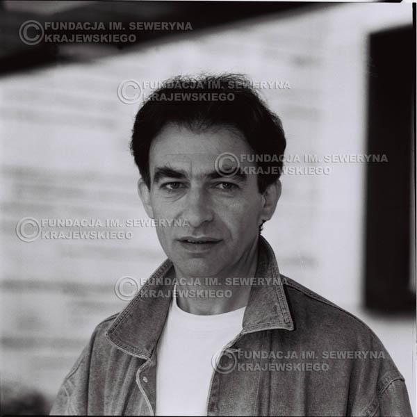 # 1129 - 1991r. sesja zdjęciowa w Michalinie, Seweryn Krajewski