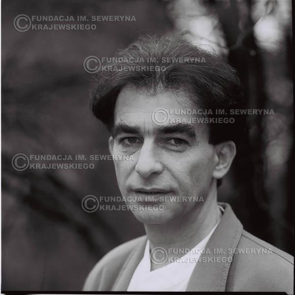 # 1137 - 1991r.sesja zdjęciowa w Michalinie, Seweryn Krajewski