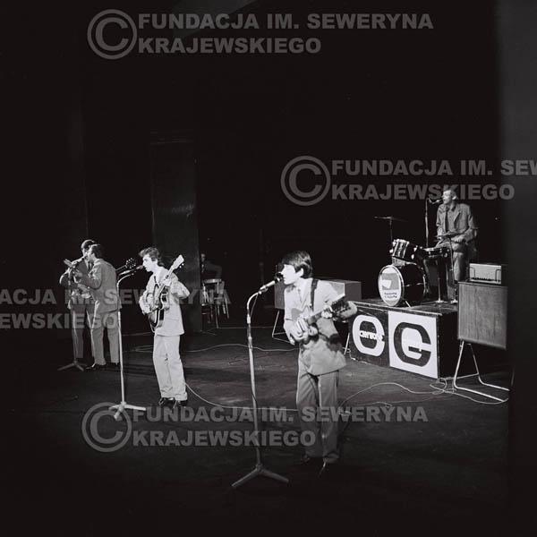 # 115 - Koncert Czerwone Gitary w Lęborku, 1966r.