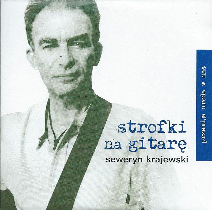 Przemija uroda w nas – CD 3 Strofki na gitarę