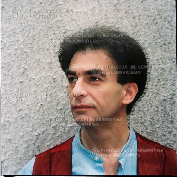 # 1196 - 1991r. sesja zdjęciowa w Michalinie, Seweryn Krajewski