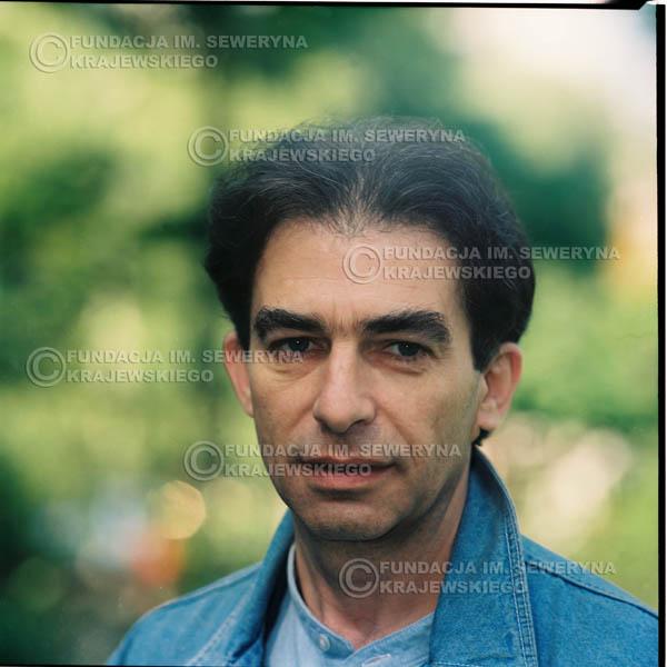 # 1198 - 1991r. sesja zdjęciowa w Michalinie, Seweryn Krajewski