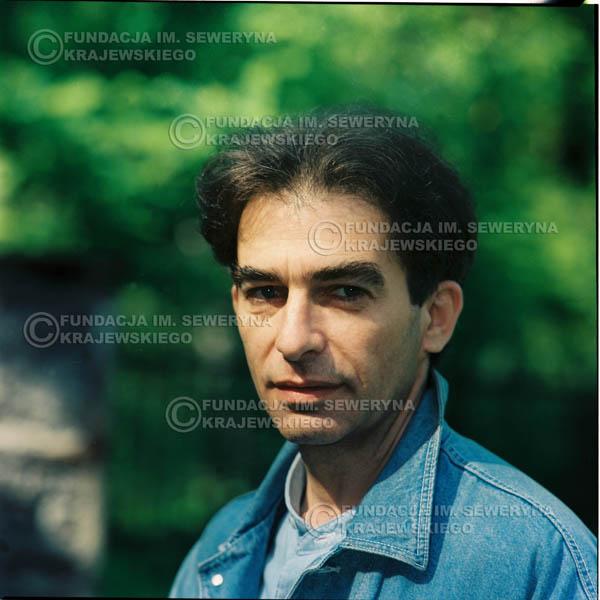 # 1199 - 1991r. sesja zdjęciowa w Michalinie, Seweryn Krajewski