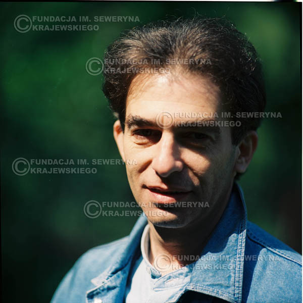 # 1200 - 1991r. sesja zdjęciowa w Michalinie, Seweryn Krajewski
