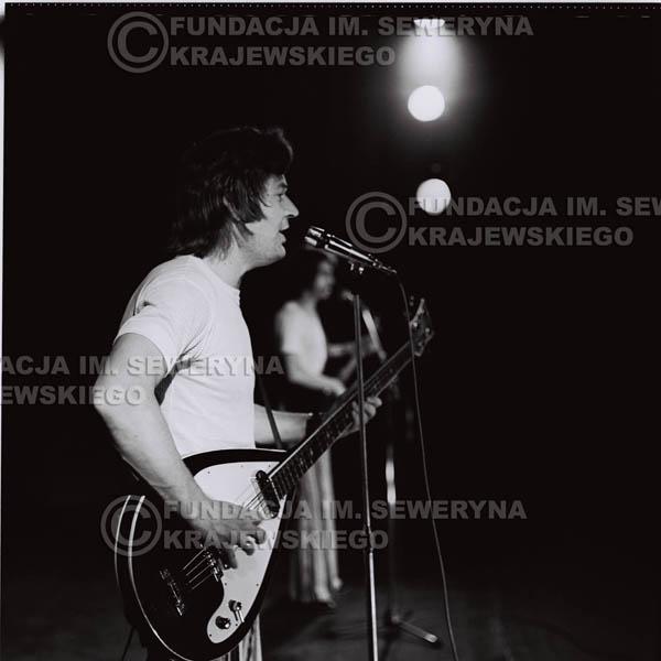 # 1282 - Bernard Dornowski - – 1973r. koncert Czerwonych Gitar w Poznaniu.