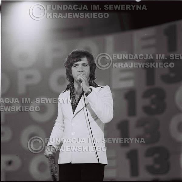 # 1340 - Jacek Lech, – 1975r. Festiwal Polskiej Piosenki w Opolu