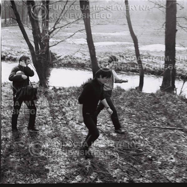 # 134 - 1967r. Czerwone Gitary na łonie natury pod Warszawą