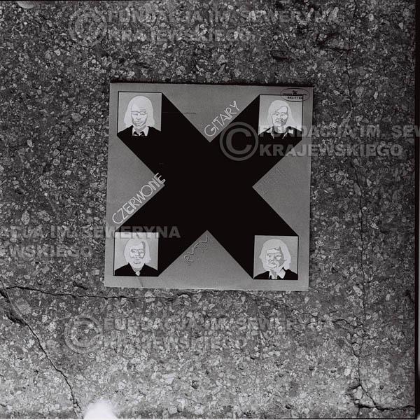 # 1354 - Afisze I plakaty Czerwonych Gitar