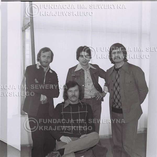 # 1361 - Czerwone Gitary w składzie: Jerzy Skrzypczyk, Seweryn Krajewski, Ryszard Kaczmarek, Bernard Dornowski.