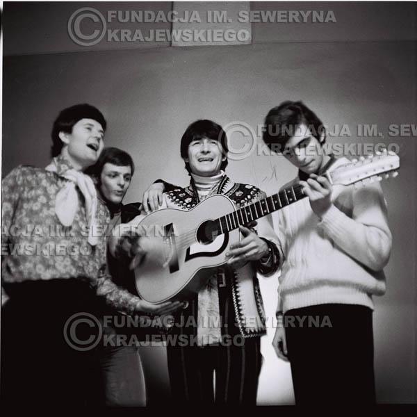 # 138 - 1967r. Czerwone Gitary
