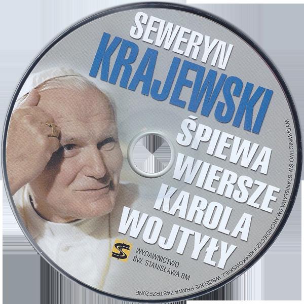 Seweryn Krajewski śpiewa Wiersze Karola Wojtyły 2009 R