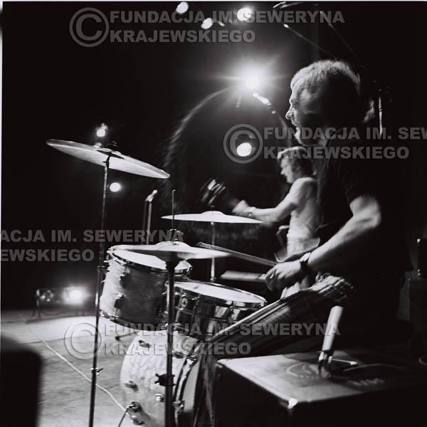 # 1442 - 1973r. koncert Czerwonych Gitar w Poznaniu w składzie: Bernard Dornowski, Seweryn Krajewski, Jerzy Skrzypczyk.