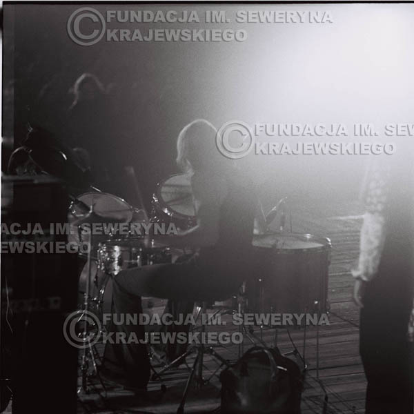 # 1448 - 1973r. koncert Czerwonych Gitar w Poznaniu w składzie: Bernard Dornowski, Seweryn Krajewski, Jerzy Skrzypczyk.