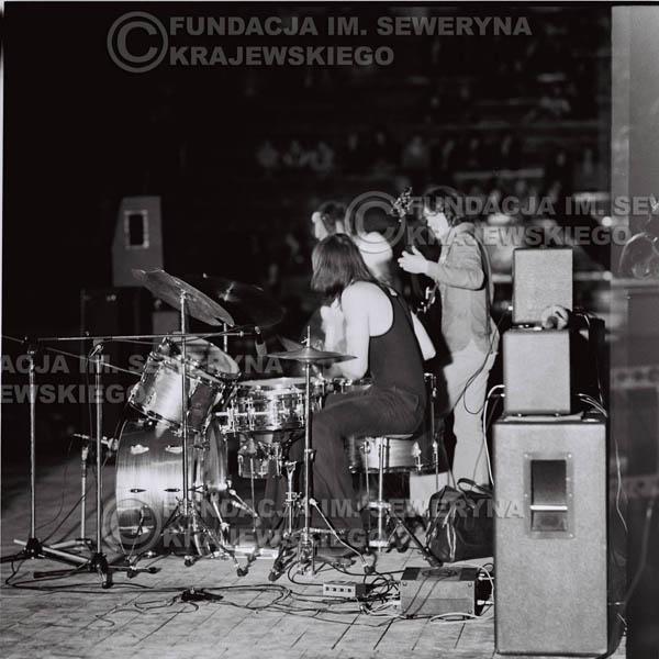 # 1449 - 1973r. koncert Czerwonych Gitar w Poznaniu w składzie: Bernard Dornowski, Seweryn Krajewski, Jerzy Skrzypczyk.