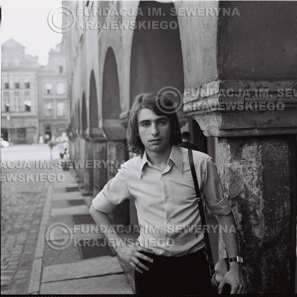 # 1485 - 1973 r. Seweryn Krajewski na poznańskiej Starówce