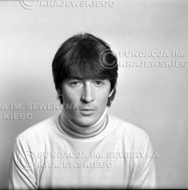 # 150 - 1967r. - Krzysztof Klenczon sesja do trzeciego albumu pt: 'Czerwone Gitary 3'