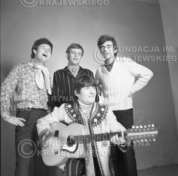 # 154 - Czerwone Gitary 1967r.