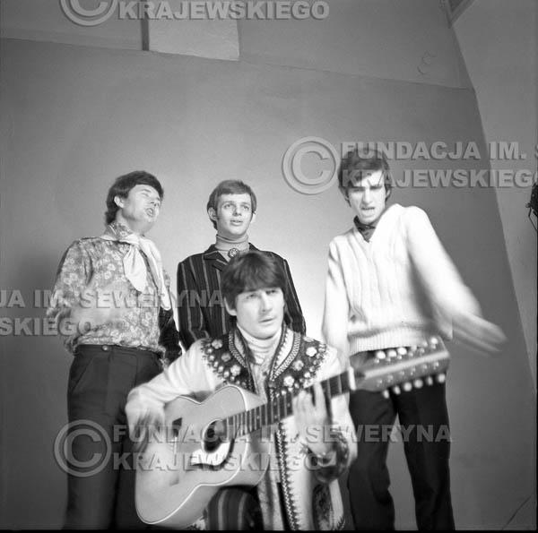 # 158 - Czerwone Gitary 1967r.