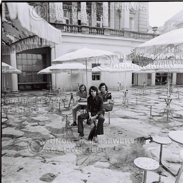 # 1605 - 1973r. sesja w Poznaniu. Bernard Dornowski, Seweryn Krajewski, Jerzy Skrzypczyk.