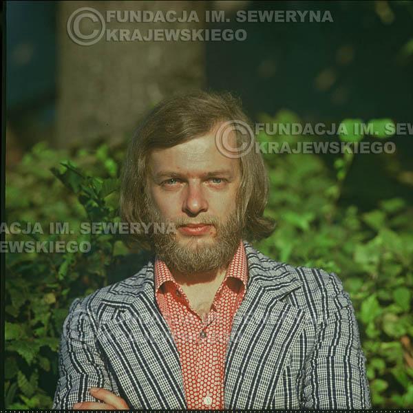 # 1619 - Jerzy Skrzypczyk - 1974r. sesja zdjęciowa w Sanoku.