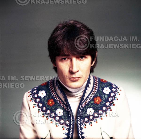 # 166 - Krzysztof Klenczon, sesja do płyty pt: 'Czerwone Gitary 3'