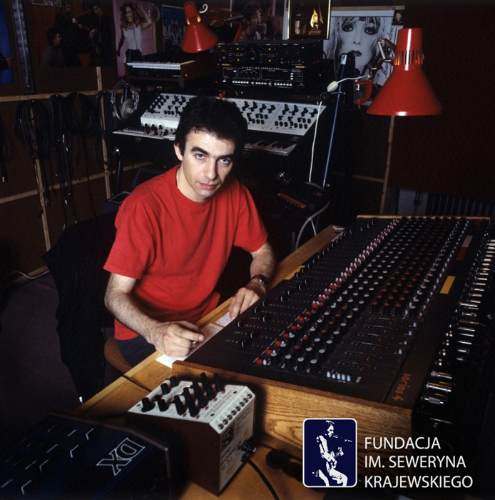 # 1673 - Studio w Michalinie, 1985 r., fot. Romuald Pieńkowski
