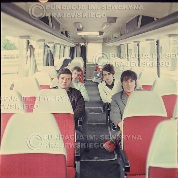 # 169 - Czerwone Gitary 1967r. sesja zdjęciowa do płyty pt: 'Czerwone Gitary 3'