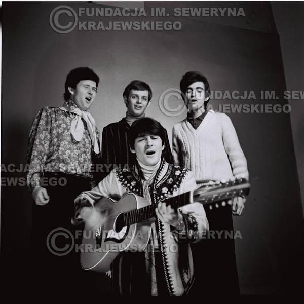 # 206 - Czerwone Gitary 1967r.