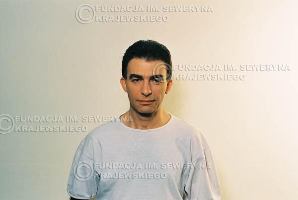 # 21 - Leszek Fidusiewicz. Sesja do okładki 'Strofki na gitarę (2)' - 1993 r.