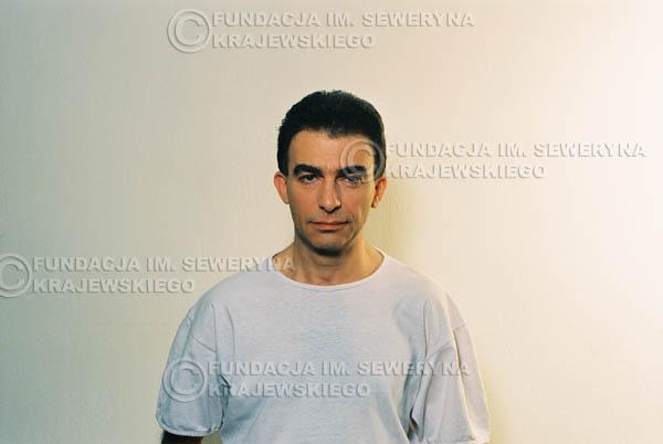 # 22 - Leszek Fidusiewicz. Sesja do okładki 'Strofki na gitarę (2)' - 1993 r.