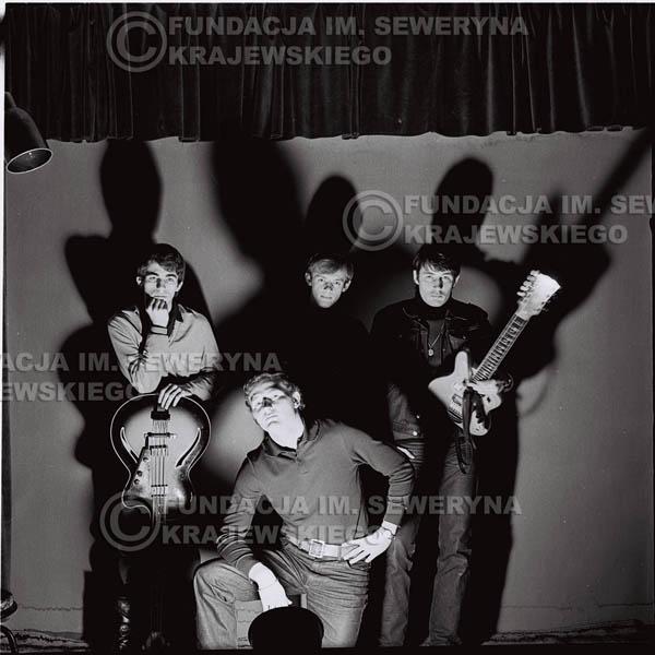 # 259 - 1966r. sesja zdjęciowa do płyty pt: 'Czerwone Gitary śpiewają kolędy'