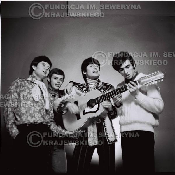 # 268 - Czerwone Gitary 1967r.