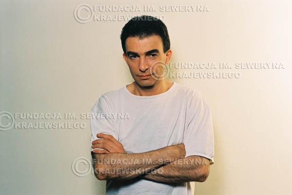 # 26 - Leszek Fidusiewicz. Sesja do okładki 'Strofki na gitarę (2)' - 1993 r.