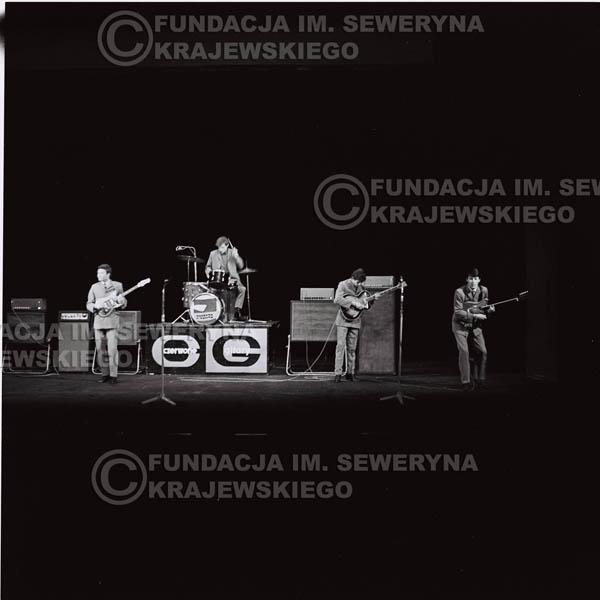 # 273 - Czerwone Gitary występ w Klubie 'Ster' we Wrzeszczu 1967r.
