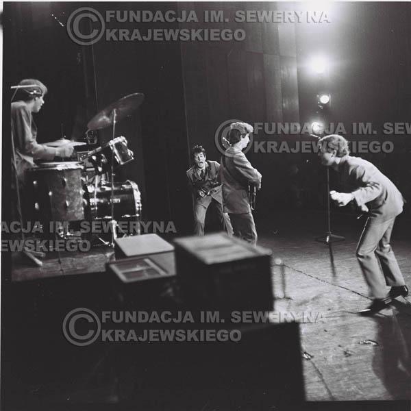 # 278 - Czerwone Gitary występ w Klubie 'Ster' we Wrzeszczu 1967r.