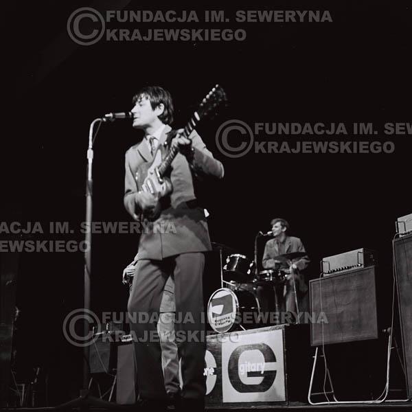 # 282 - Czerwone Gitary występ w Klubie 'Ster' we Wrzeszczu 1967r.