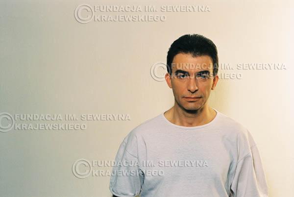 # 29 - Leszek Fidusiewicz. Sesja do okładki 'Strofki na gitarę (2)' - 1993 r.