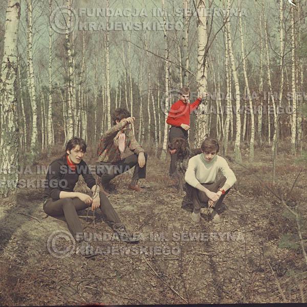 # 366 - Czerwone Gitary, 1967r. (zdjęcia dla fanów do autografów)
