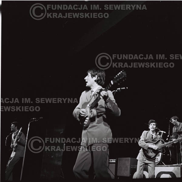 # 458 - Czerwone Gitary występ w Klubie 'Ster' we Wrzeszczu 1967r.