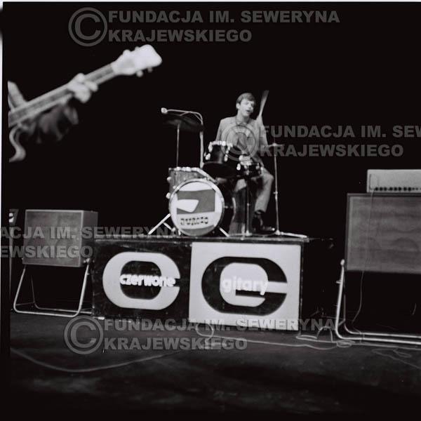 # 465 - Czerwone Gitary występ w Klubie 'Ster' we Wrzeszczu 1967r.