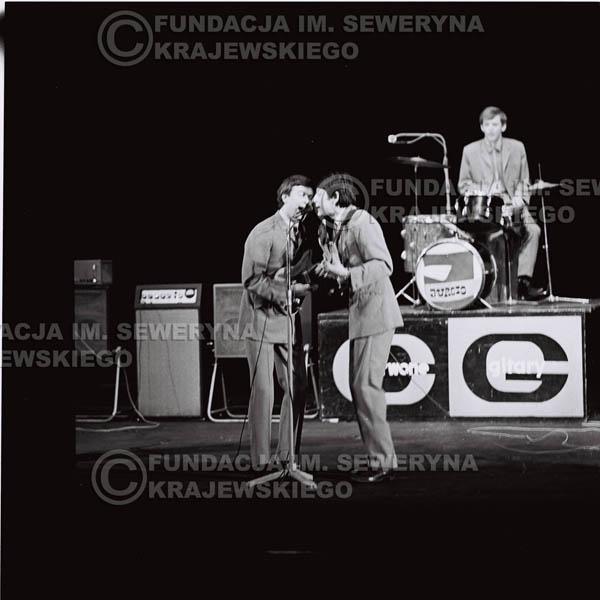 # 468 - Czerwone Gitary występ w Klubie 'Ster' we Wrzeszczu 1967r.