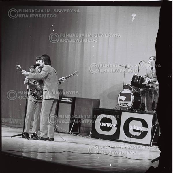 # 570 - Koncert 'Czerwonych Gitar' 1966r. w Elblągu. 'Czerwone Gitary'.