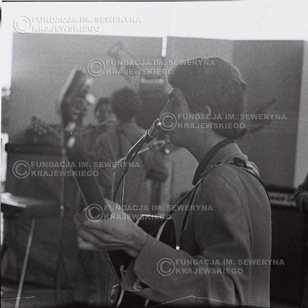 # 633 - 1966r, Nonstop. Koncert Czerwone Gitary. Seweryn Krajewski