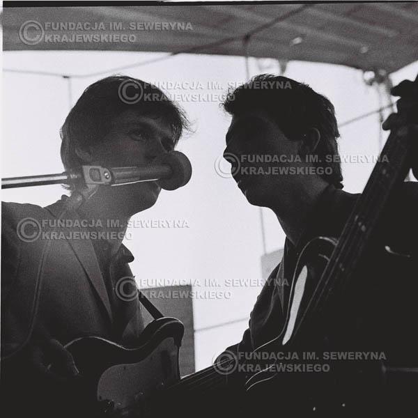 # 636 - 1966r, Nonstop. Koncert Czerwone Gitary. Jerzy Kosela, Seweryn Krajewski.