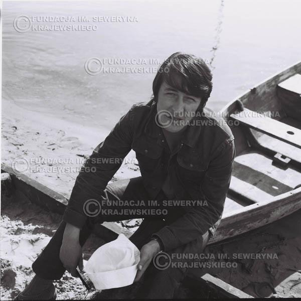 # 707 - Zalew Zegrzyński, kręcenie teledysku do piosenki Krzysztofa Klenczona 'Wróćmy nad jeziora'