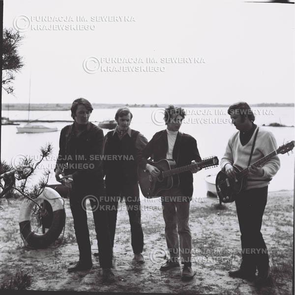 # 729 - Zalew Zegrzyński, kręcenie teledysku do piosenki Krzysztofa Klenczona 'Wróćmy nad jeziora'