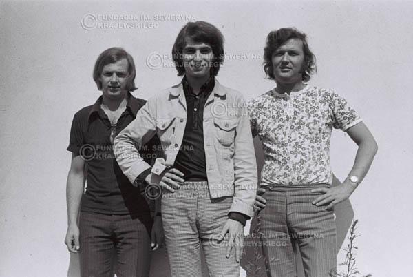 # 770 - 1970r. Warszawa, Czerwone Gitary w składzie: Seweryn Krajewski, Bernard Dornowski, Jerzy Skrzypczyk