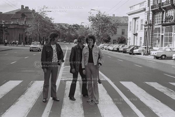 # 810 - 1970r. Warszawa, Czerwone Gitary w składzie: Seweryn Krajewski, Bernard Dornowski, Jerzy Skrzypczyk