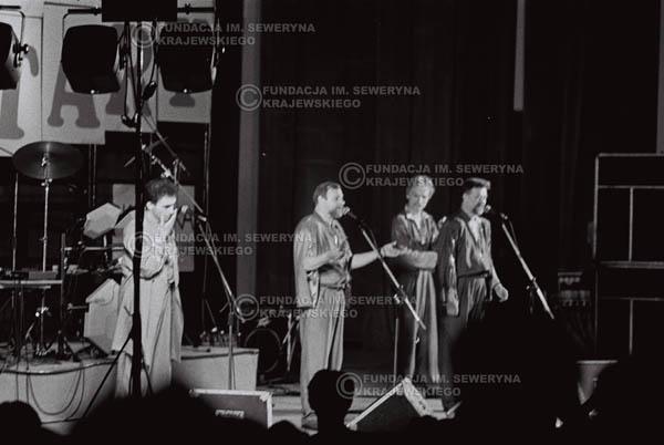 # 826 - come back Czerwonych Gitar w składzie: Jerzy Kosela, Seweryn Krajewski, Bernard Dornowski, Jerzy Skrzypczyk, 1992r. koncert w Poznaniu
