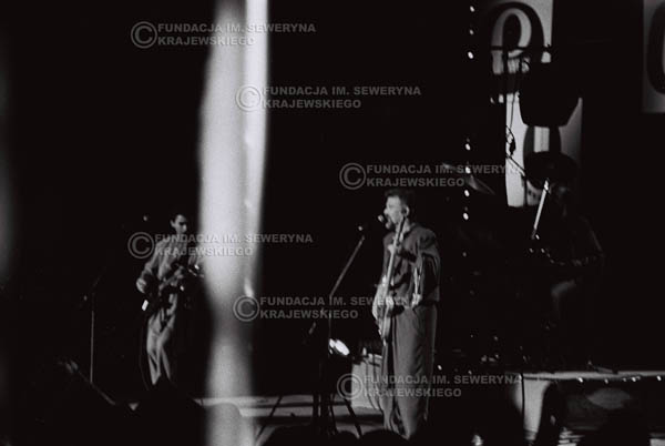 # 827 - come back Czerwonych Gitar w składzie: Jerzy Kosela, Seweryn Krajewski, Bernard Dornowski, Jerzy Skrzypczyk, 1992r. koncert w Poznaniu